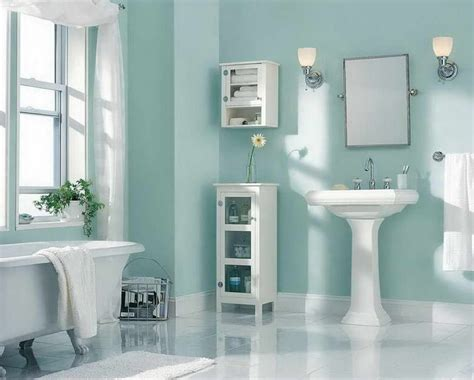 Ideas For Bathroom Decoration by Blue Bathroom Ideas Decor Bathroom Decor Ideas