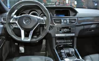 Mercedes E63 Amg Interior 2013 Detroit 2014 Mercedes E63 Amg Interior Egmcartech