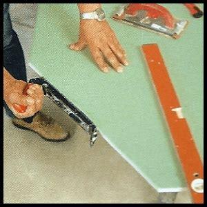 gipskartonplatten bearbeiten s 228 und spachteln - Gipskartonplatten Bearbeiten