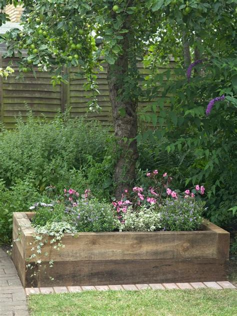 raised flower bed plans wood raised flower bed plans wood plans online lessons uk