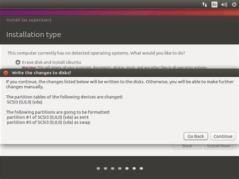 format factory ubuntu 16 04 install ubuntu 16 04 with screenshots