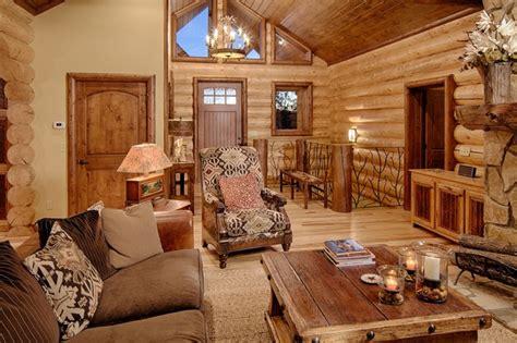 beautiful log cabin interior color schemes using modern broken bow ok rustic living room dallas by