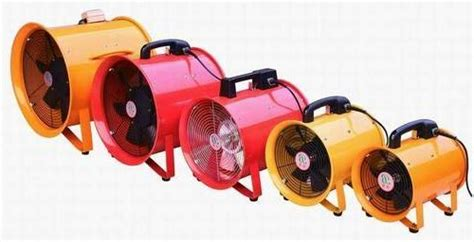 Blower Fan Krisbow portable ventilator manufacturing blower