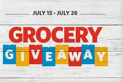 food giveaway recipes food - Food Lion Free Grocery Giveaway