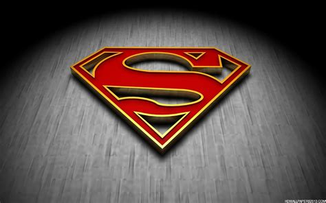 wallpaper hd superman hd logo superman hd high definition wallpapers high