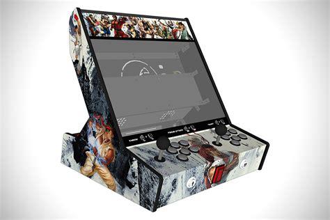 console arcade cabinet playcade retro arcade console hiconsumption