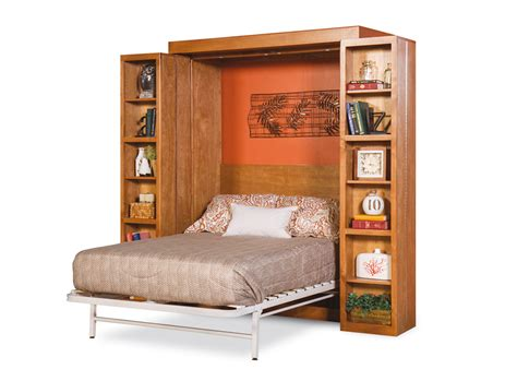 wall bed library wall bed murphy beds of san diego