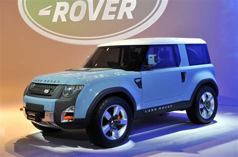 land rover dc100 land rover unveils updated dc100 concept autoblog