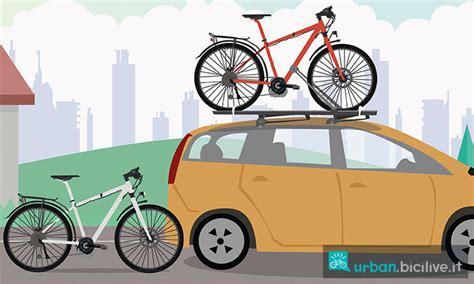 porta bici per auto come scegliere il migliore portabici da auto