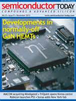 high voltage gaas photovoltaic laser power converters issue of semiconductor today now available