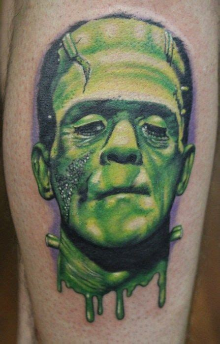 frankenstein tattoos 1000 ideas about frankenstein on black
