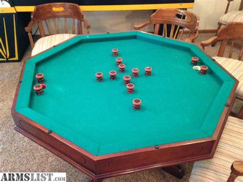 armslist  saletrade bruswick    poker bumper pool table
