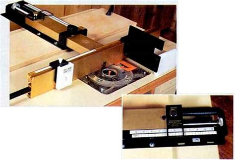 Jointech Ipm 1 Fence System Chop Saw Station