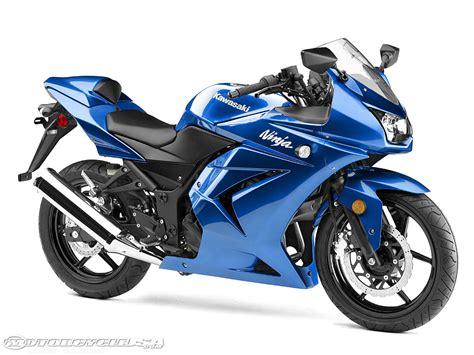 blue motorbike 2008 kawasaki ninja 250r photos motorcycle usa