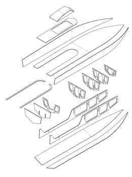 rc boat plans deep v inflatable boats