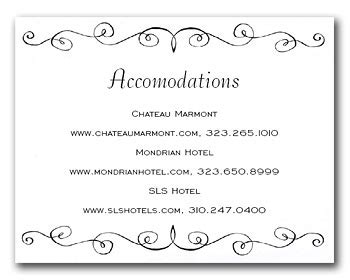 Wedding Invitations Hotel Accommodation Cards Template by Accommodation Card What Does It Entail Advice