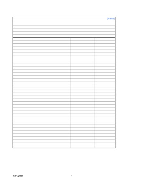 statement sheet template blank income statement sles vlashed