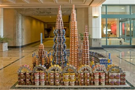 canstruction ideas pin by dayna audirsch on canstruction pinterest