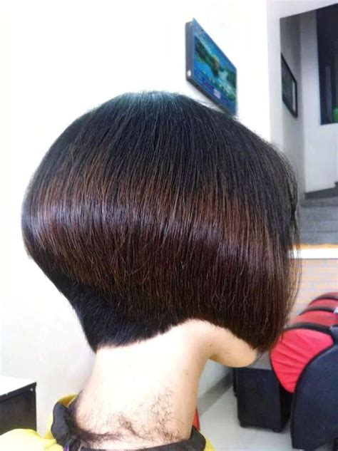 neckline bob haircuts 17 best images about neck line on pinterest catwalk hair