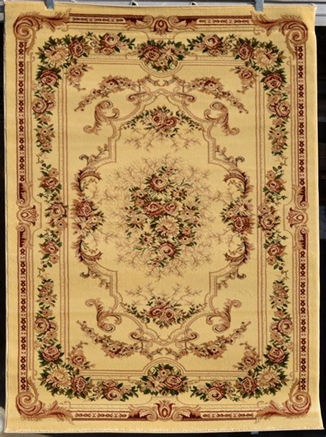 5x7 Area Rug Burgundy Green 5x7 Area Rug Carpet Traditional Balck Vory Ebay