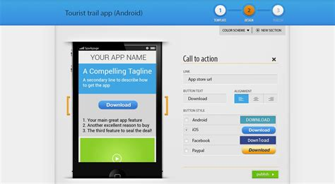 mobile landing page builder how to validate your million app idea in 3 simple steps