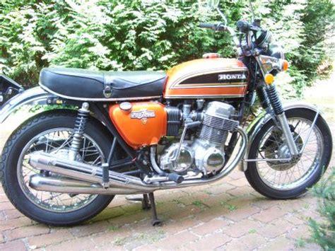 Sticker Honda 750 Four by Honda Cb 750 Four K6 1976 From Kramer