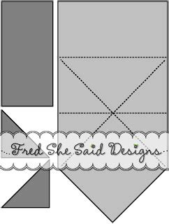 Fred, She Said Designs. The Store: FREE CUTTING FILES