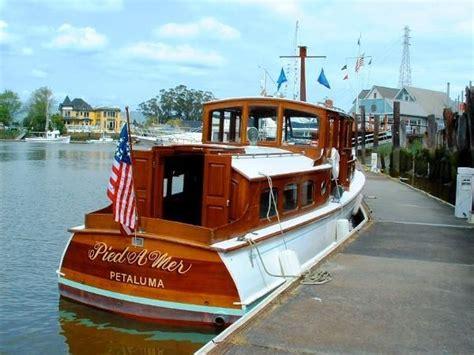 patterson boats 1940 patterson wooden cruiser 4291731 petaluma for sale in