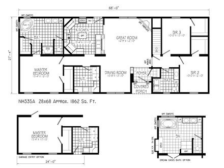 ranch house floor plans with walkout basement cabin flooring ideas large log cabin floor plans ranch
