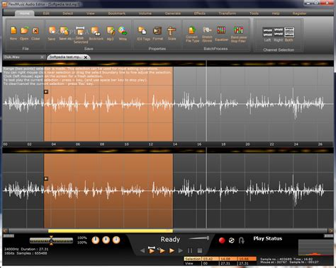 song editor fleximusic audio editor download