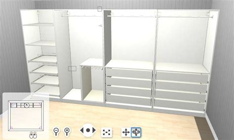 Ikea Tool Storage open plan storage with ikea pax wardrobes kip hakes