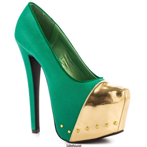 high heel pumps green footwear high heel pumps xcitefun net