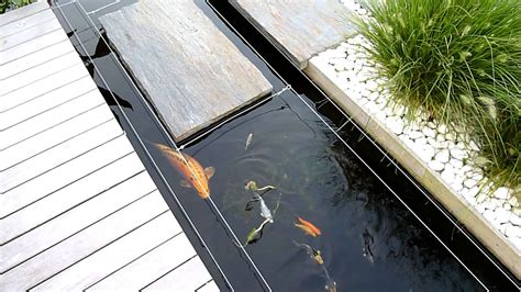 Bassin De Jardin Rectangulaire 3936 by Bassin Ko 239 S