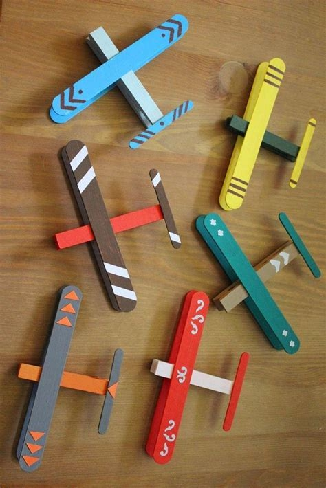 craft stick projects for wood crafts for diy craft projects