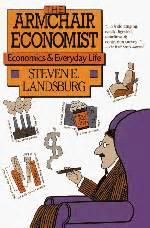 the armchair economist review the armchair economist plus maths org