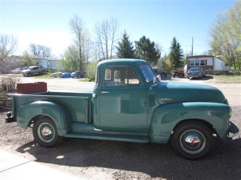 1952 gmc 3100 truck 5 window