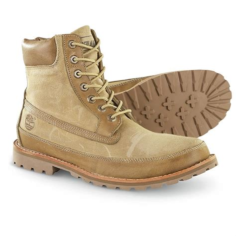 casual work boots for s timberland 174 waterproof boots beige 199695 casual