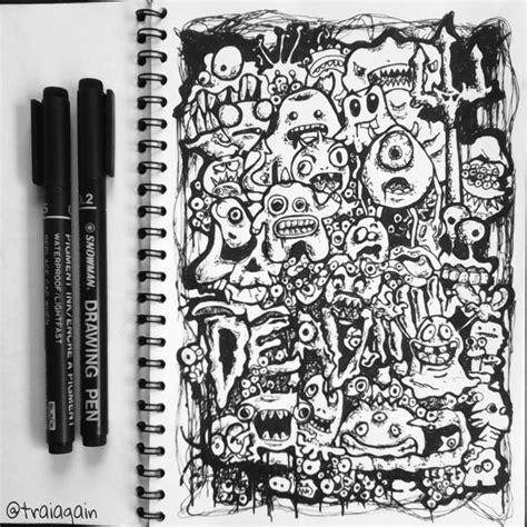 doodle inc doodle dead by traiagain on deviantart