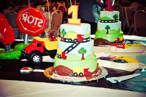 best dumps shop dump truck 1st birthday best cake from modern