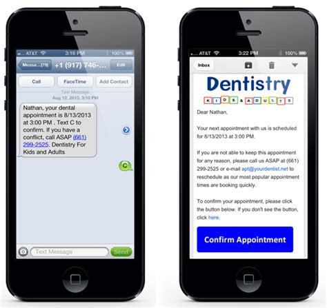True Paperless Yapi Dental Office Phone Message Template