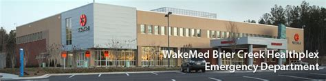 Wakemed Emergency Room by Brier Creek Healthplex Emergency Wakemed
