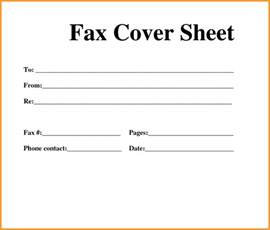 fax cover sheet template free printable fax cover sheet template pdf word