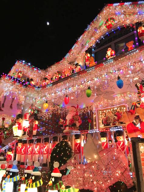 biggest christmas house nyc best houses in and other places in nyc jen tea