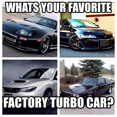 Turbo Car Memes - turbocharged memes