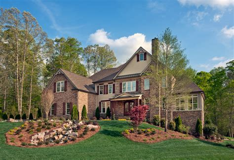 Luxury Homes In Nc New Luxury Homes For Sale In Weddington Nc Bromley Estates At Weddington