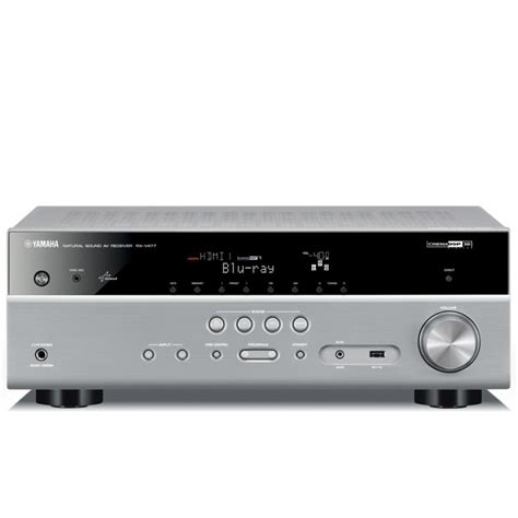 home theatre receiver yamaha rxv 477 5 1 channel home theatre receiver home