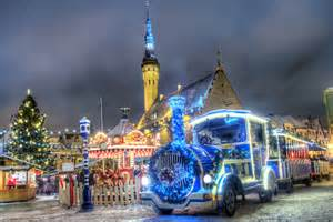 Winter Decorations - festive reasons for a christmas shopping spree in tallinn