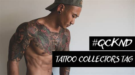 tattoo tag youtube questions tattoo collectors tag qcknd thestyledogg youtube