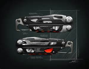 leatherman signal by kenny lohr at coroflot com