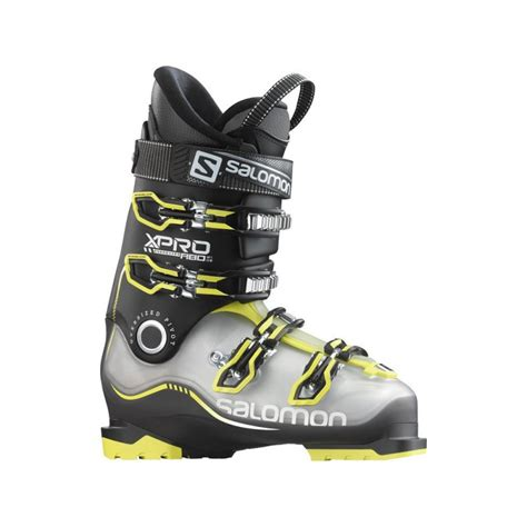 ski boots for wide chaussures alpines loc salomon chauss alp x pro r80 wide